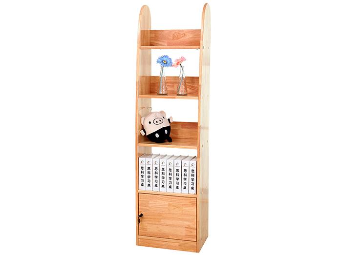 40B实木书架