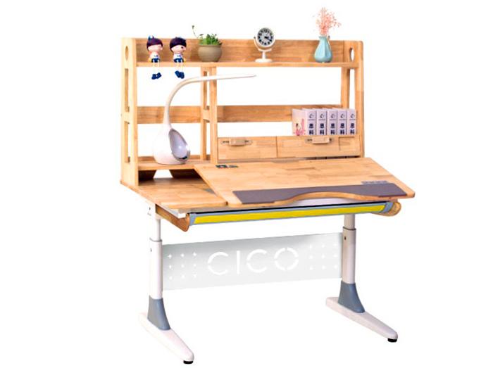 S105B實木學習桌